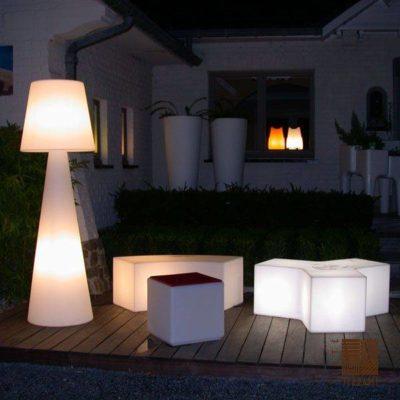 lampe pivot table basse kubo inox pouf snake pouf ypsilon
