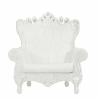 Location de fauteuils événementiels Toulouse - Fauteuil Queen of love by PSB Lounge