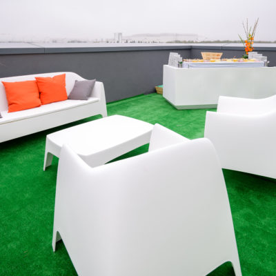 Location de sofas événementiels Toulouse -Sofa Solid - evenement Akka octobre 2016