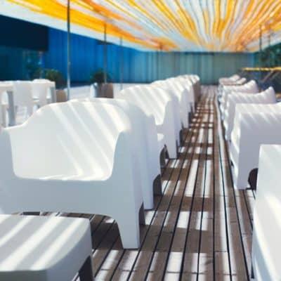 Location de fauteuils pour événement Toulouse - Fauteuil Solid PSB Lounge