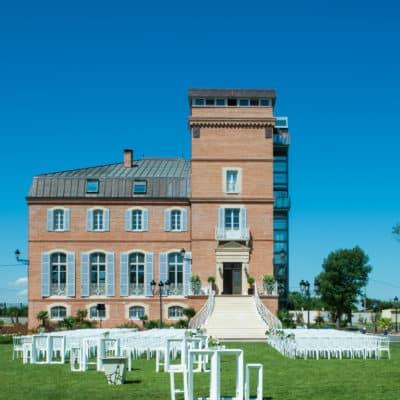 Location de tables cocktails pour réception Toulouse - Table Frame mariage