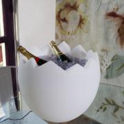 Location de seau à champagne pour événement Toulouse - Seau Kalimera by PSB Lounge