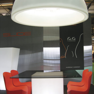 Location de table de réception pour salon Toulouse - design PSB Lounge Table Square