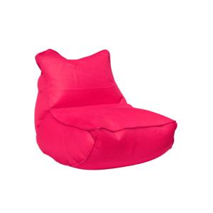 Pouf avec dossier - Assise pour location de mobilier événementiel