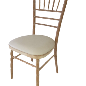 chaise chivari bois